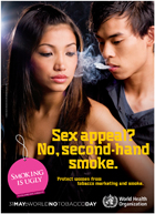 May 2010 World No Tobacco Day