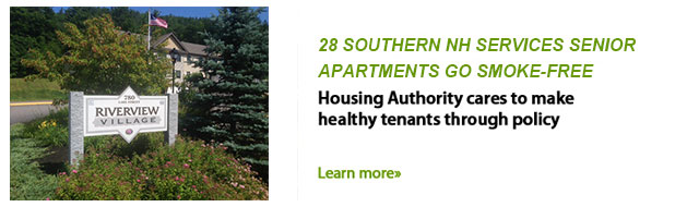 Southern NH Services Senior Apartments go Smoke-Free